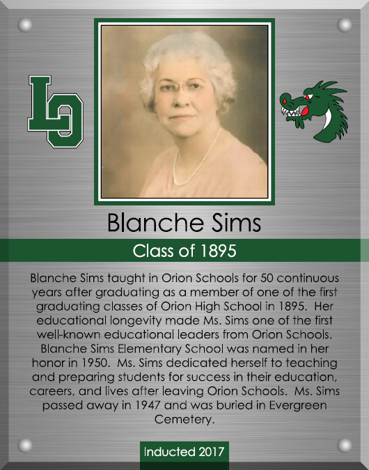 Blanche Sims